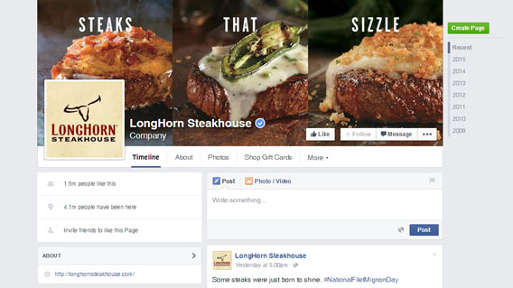 5 ways your restaurant can benefit from using facebook tabs decor